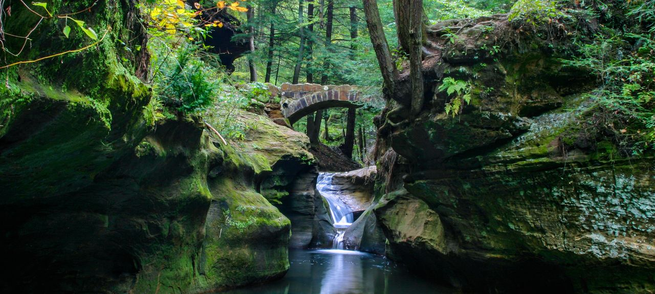 The Hocking Hills, Ohio, United States