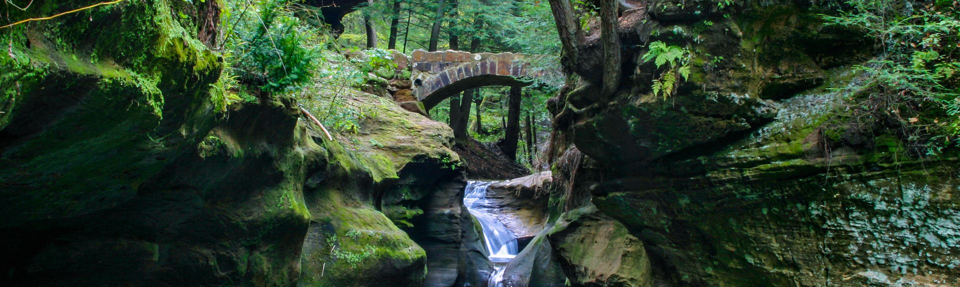 The Hocking Hills, Ohio, United States of America