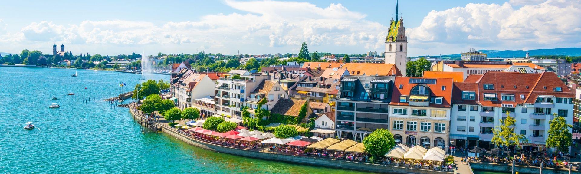 Friedrichshafen, Bade-Wurtemberg, Allemagne