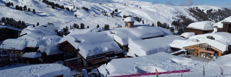 Meribel Village, Les Allues, Auvergne-Rhône-Alpes, Frankrike