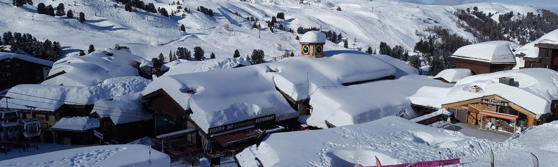 Meribel Village, Les Allues, Savoie (department), France