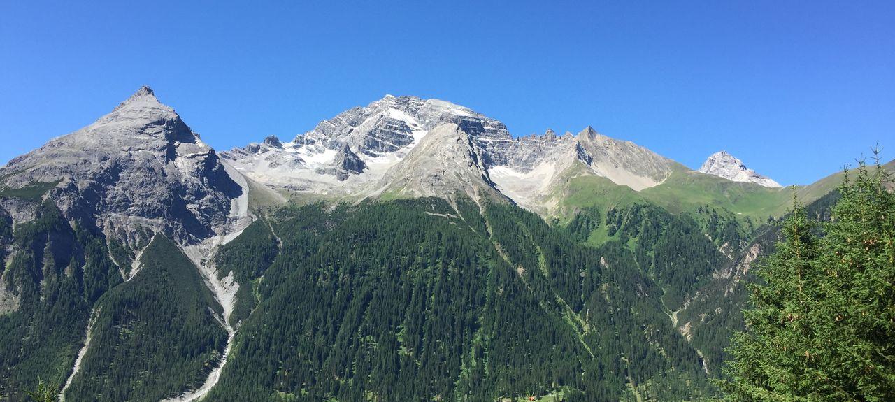 Madrisa Land, Klosters-Serneus, Grisones, Suiza