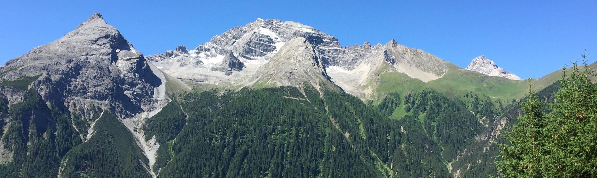 Wiesen, Grisons, Suisse