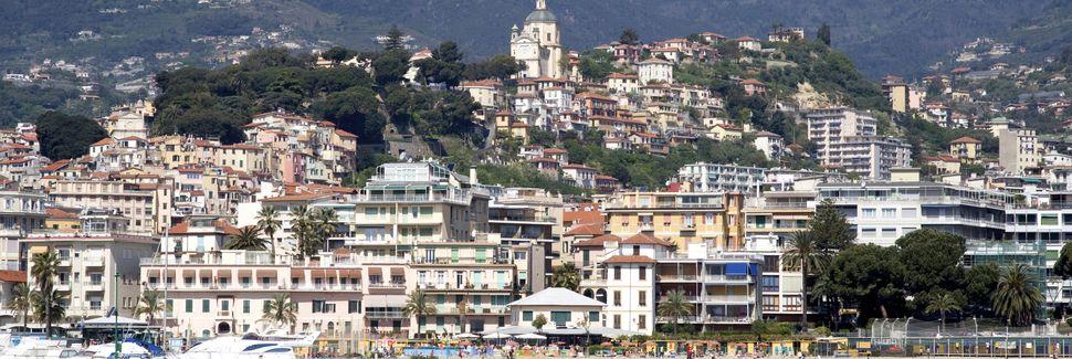 Sanremo, Liguria, Italia