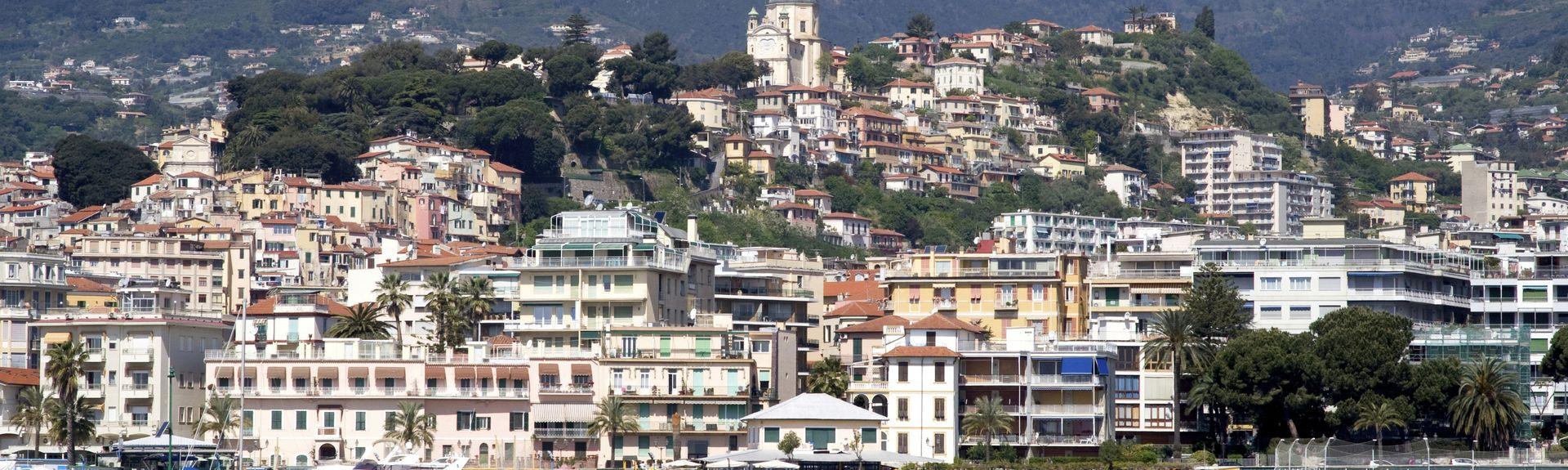 Sanremo, Imperia, Liguria, Italy