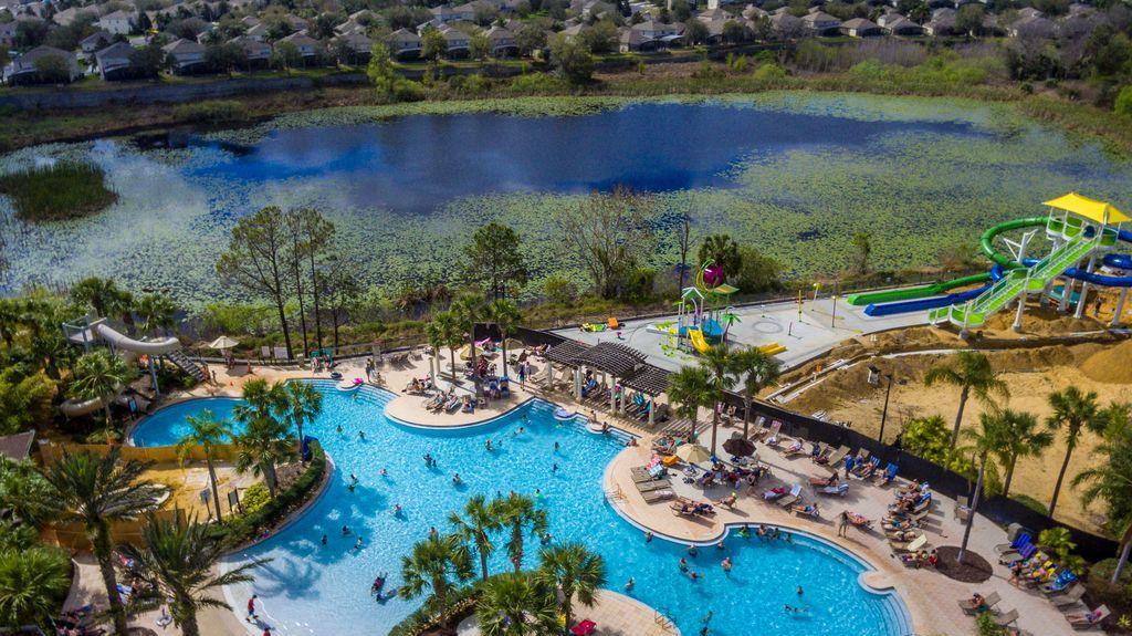 Oakwater, Kissimmee, FL, USA
