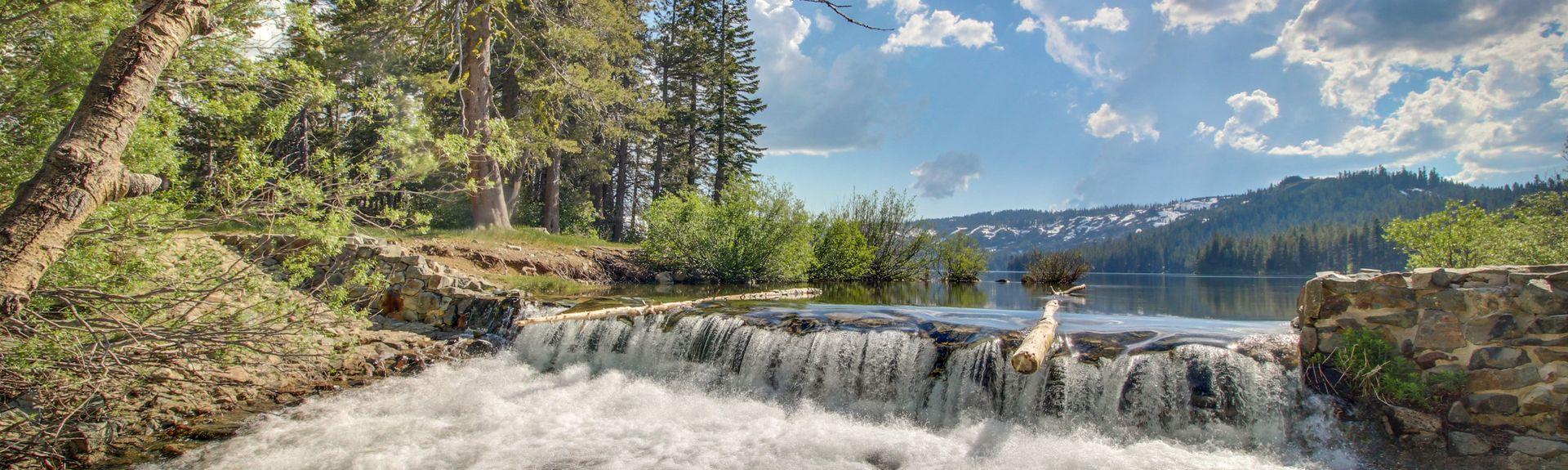 Lake Davis, CA, USA