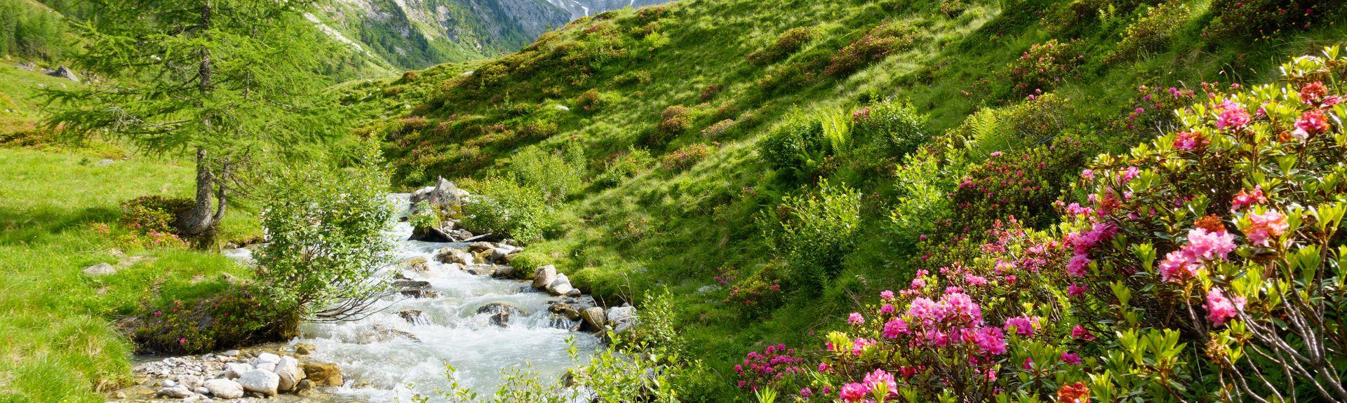 Mayrhofen, Tiroli, Itävalta