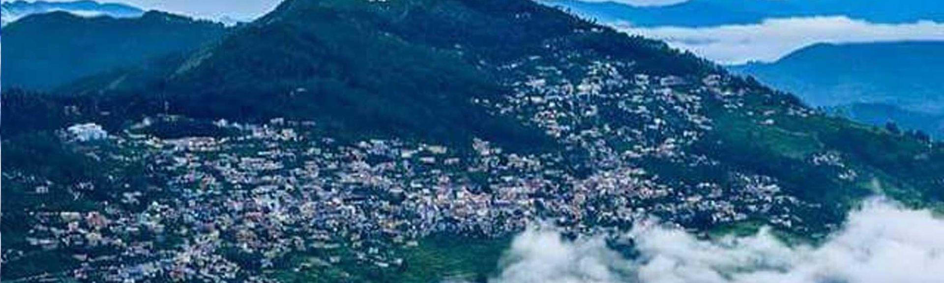 Pauri Garhwal, Uttarakhand, Inde