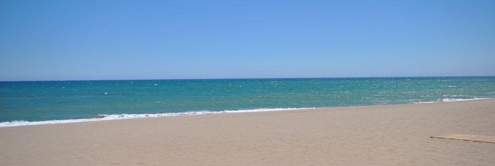 Playa de Las Acacias, Andalucía, España
