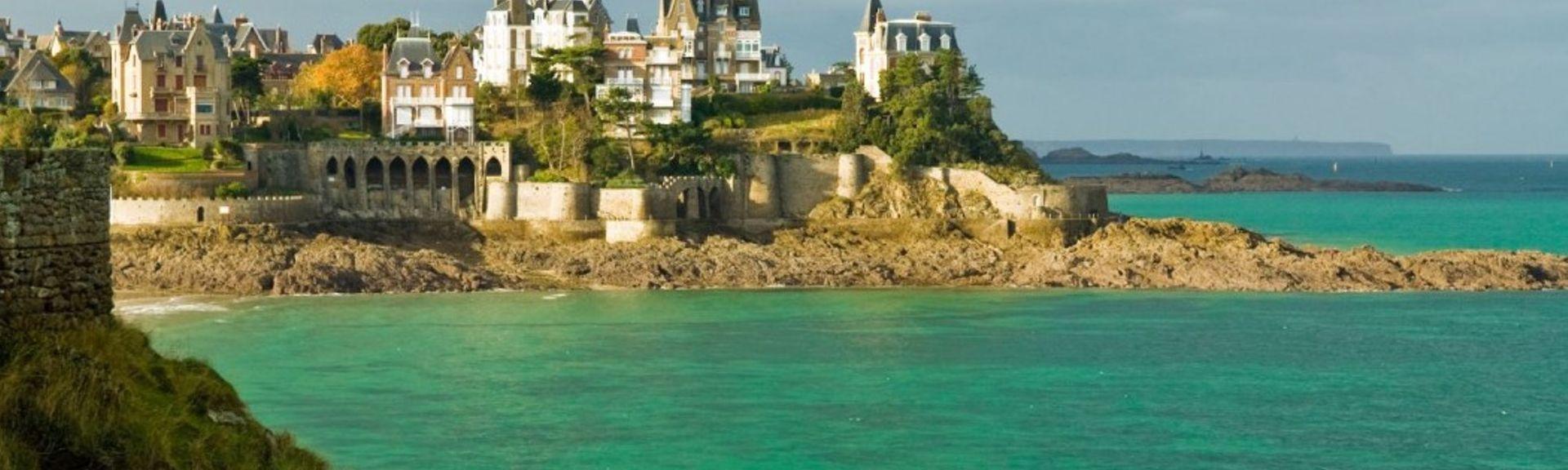 Saint-Coulomb, Bretagne, France