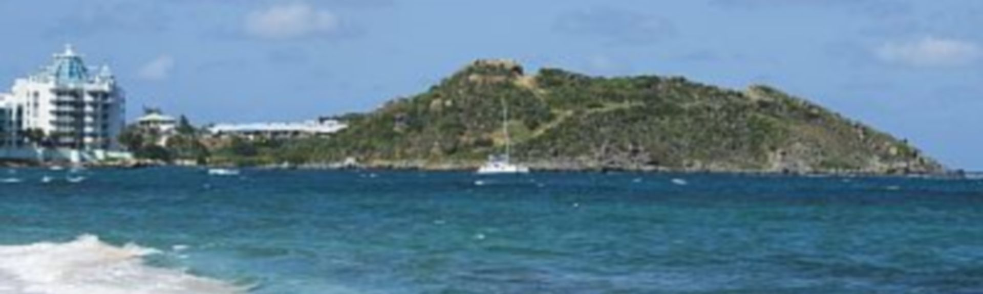 Pelican Key, Sint Maarten