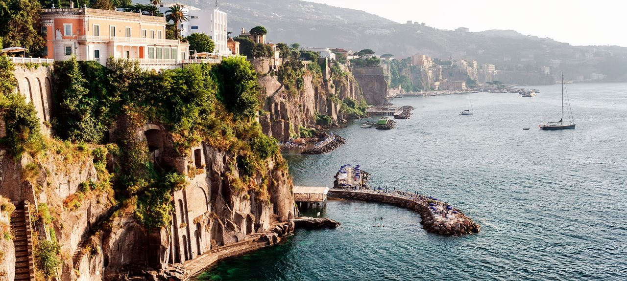 Sorrento, Metropolitan City of Naples, Italy