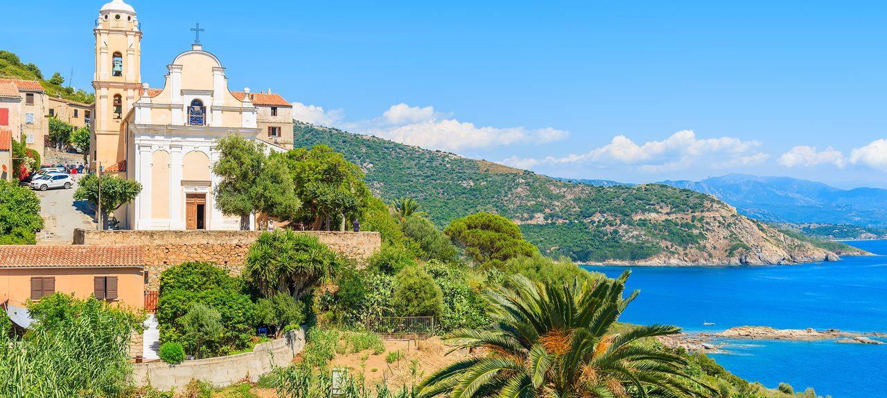 Cargèse, Korsika, FR