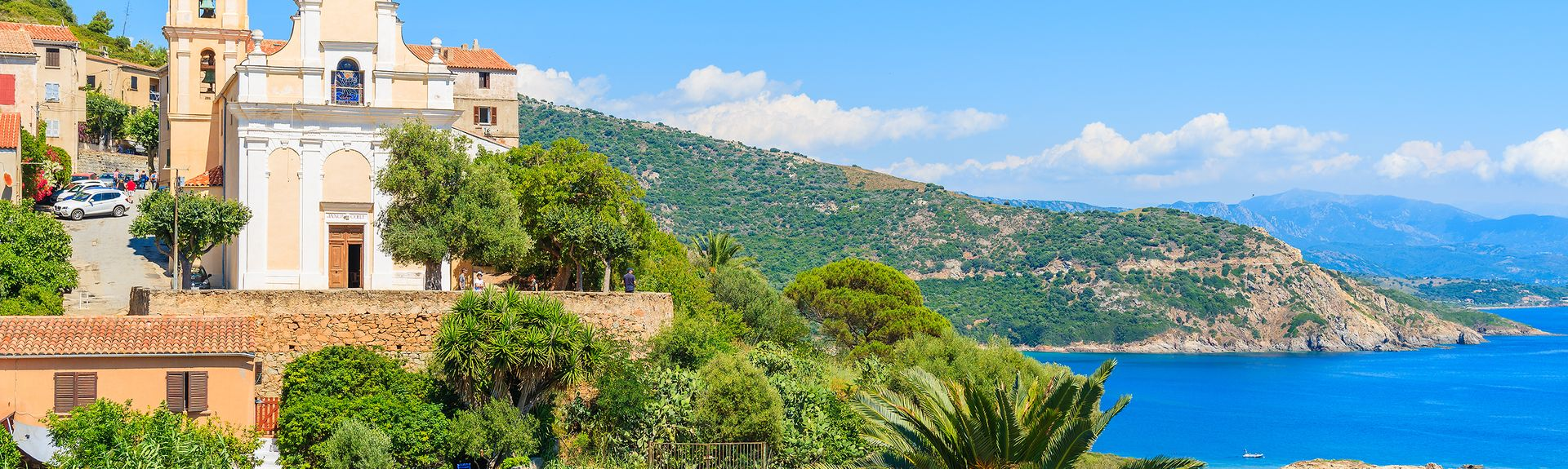 Cargèse, Korsika, Frankreich