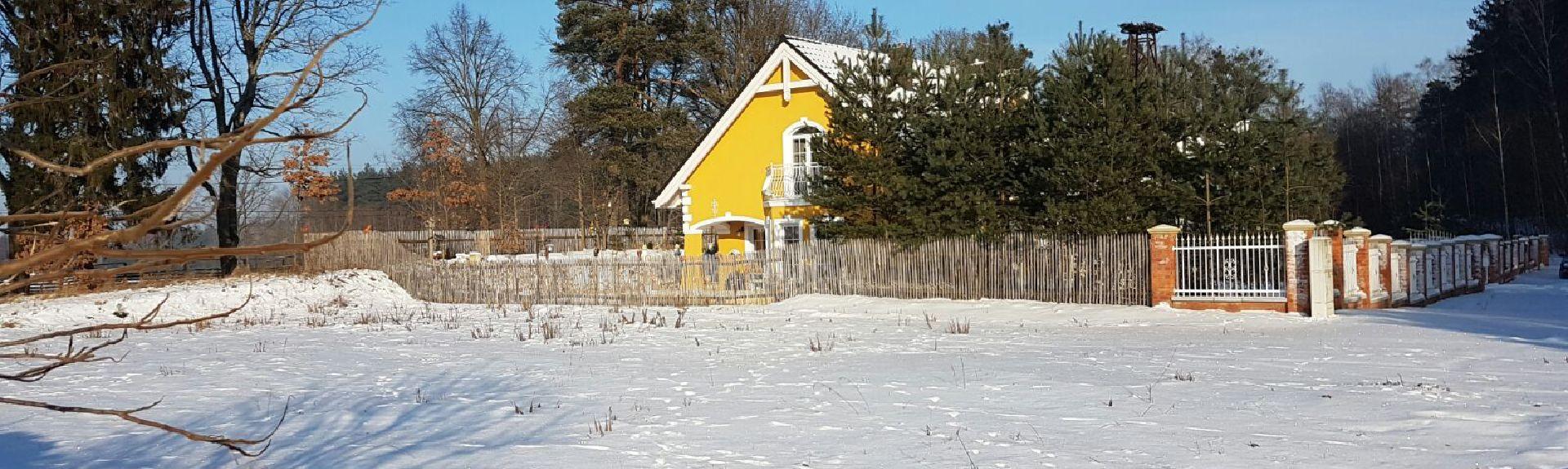 Mragowo Station, Warmian-Masurian Voivodeship, Poland