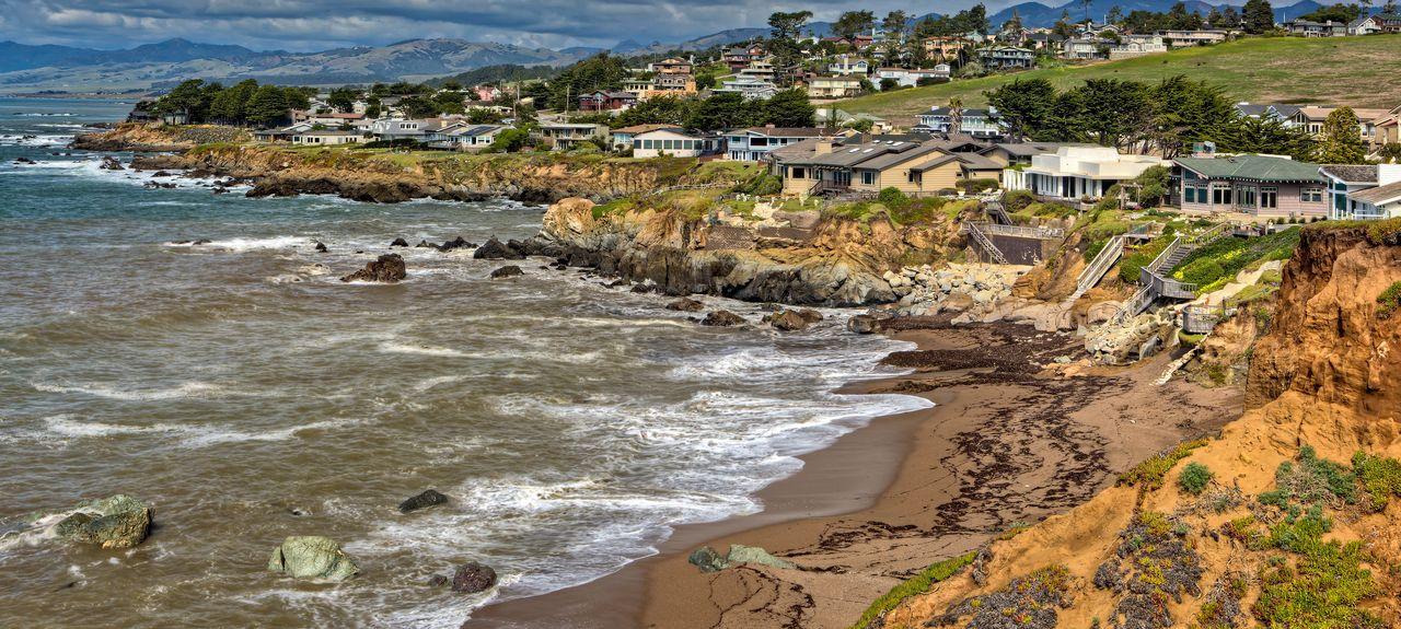 Central Coast California, USA