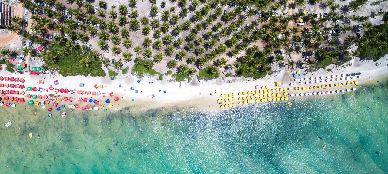 Praia de Muro Alto, Pernambuco, Brazil