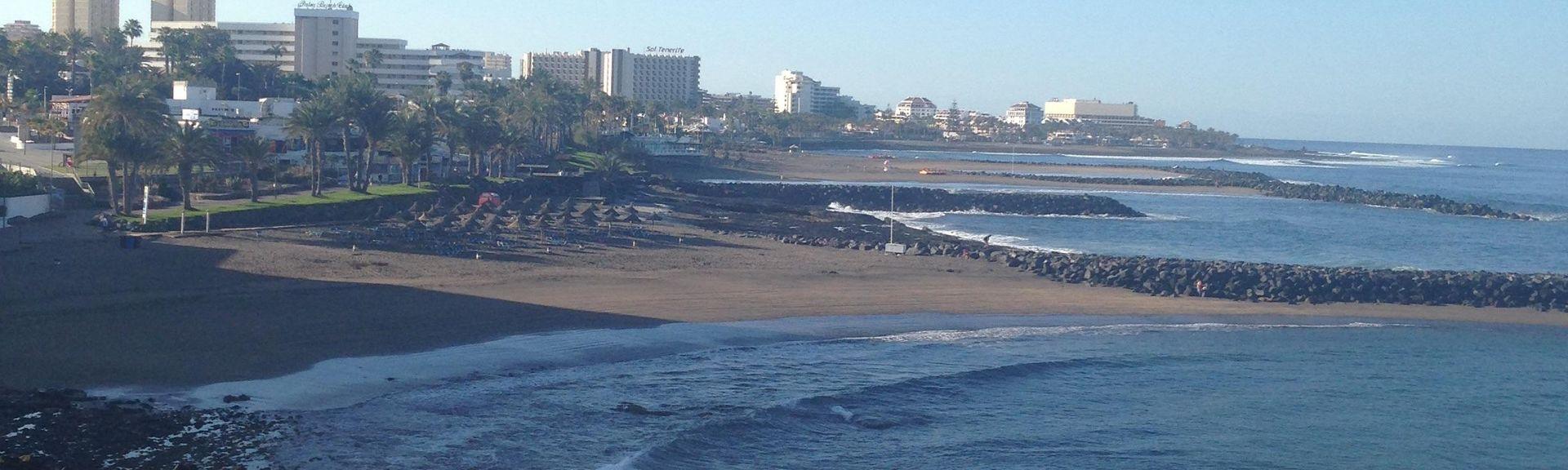 Playa del Duque, Costa Adeje, Wyspy Kanaryjskie, Hiszpania