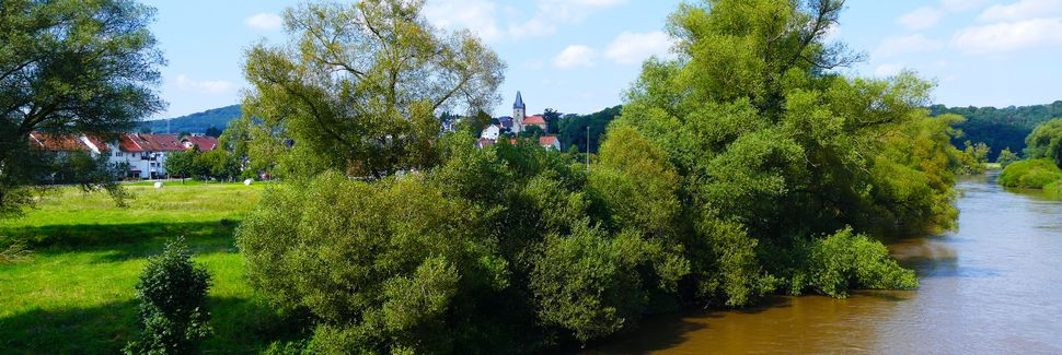 Bad Emstal, Hessen, Deutschland
