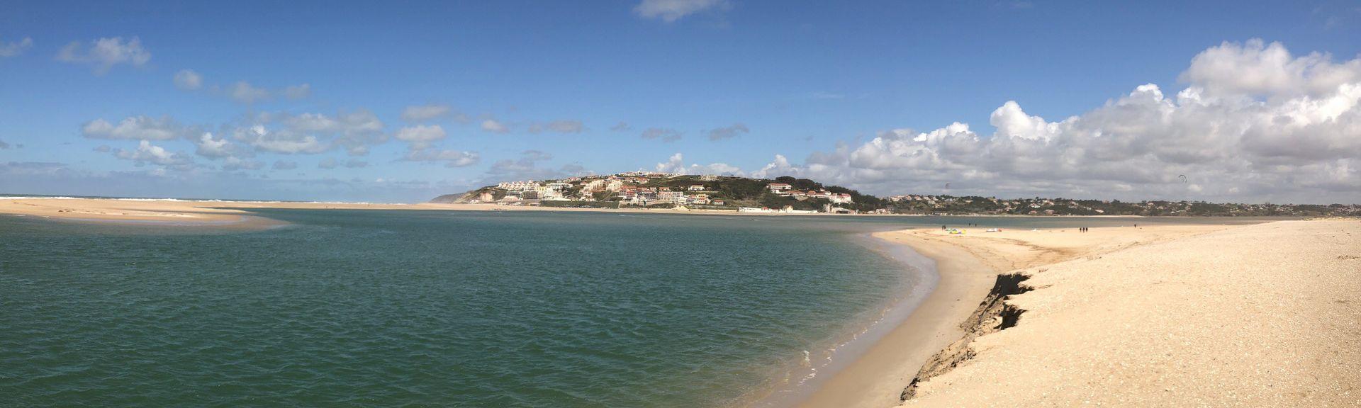 A dos Francos, Portugal