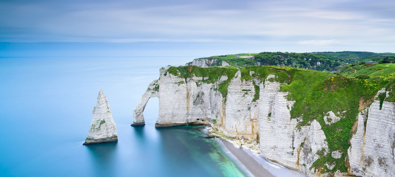 Étretat, Normandie, France