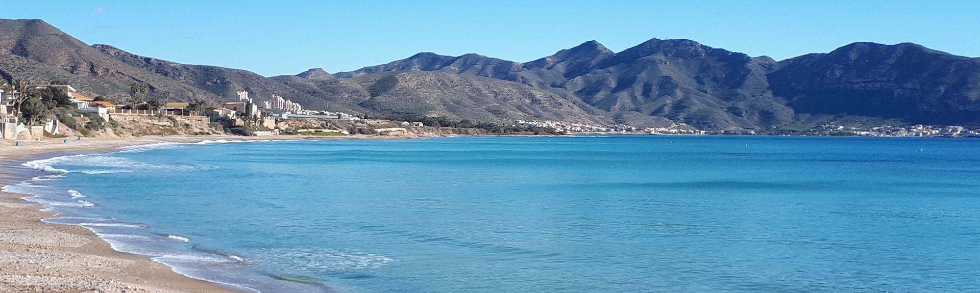 La Azohia, Murcia, Spanien