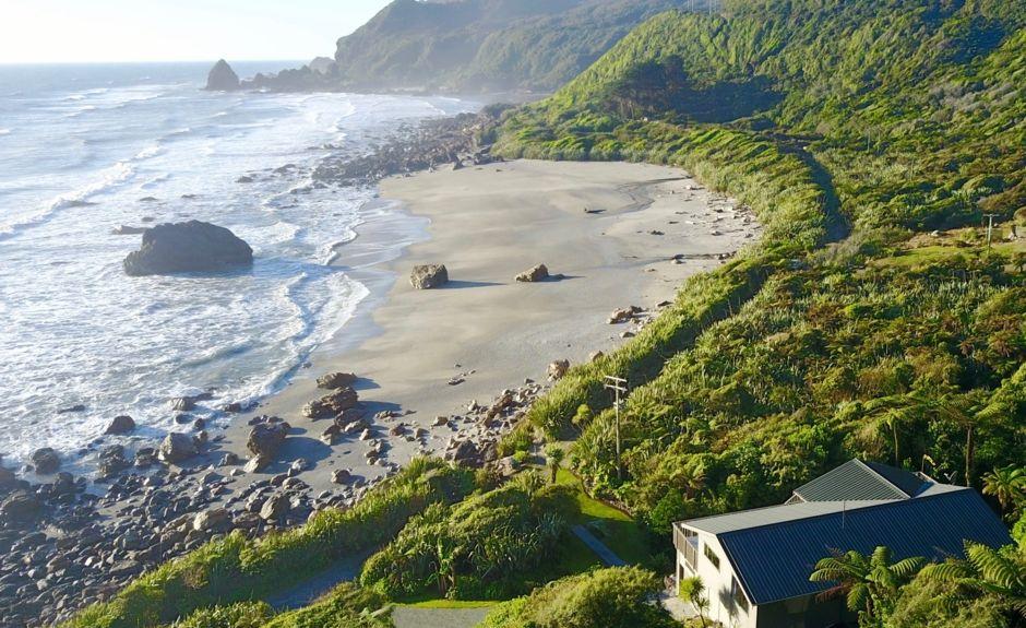 Punakaiki, West Coast, South Island, New Zealand