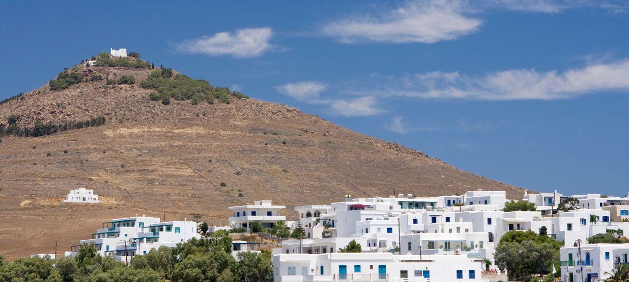 Πάρος, Νησιά του Αιγαίου, Ελλάδα