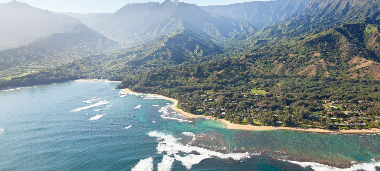 Haena, Kauai, HI, USA
