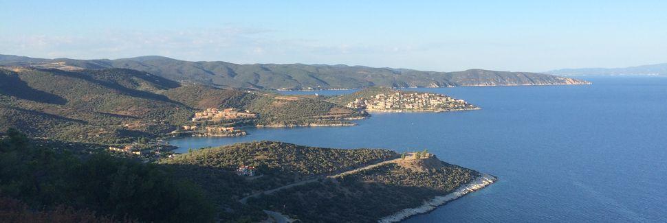Ormos Panagias, Greece