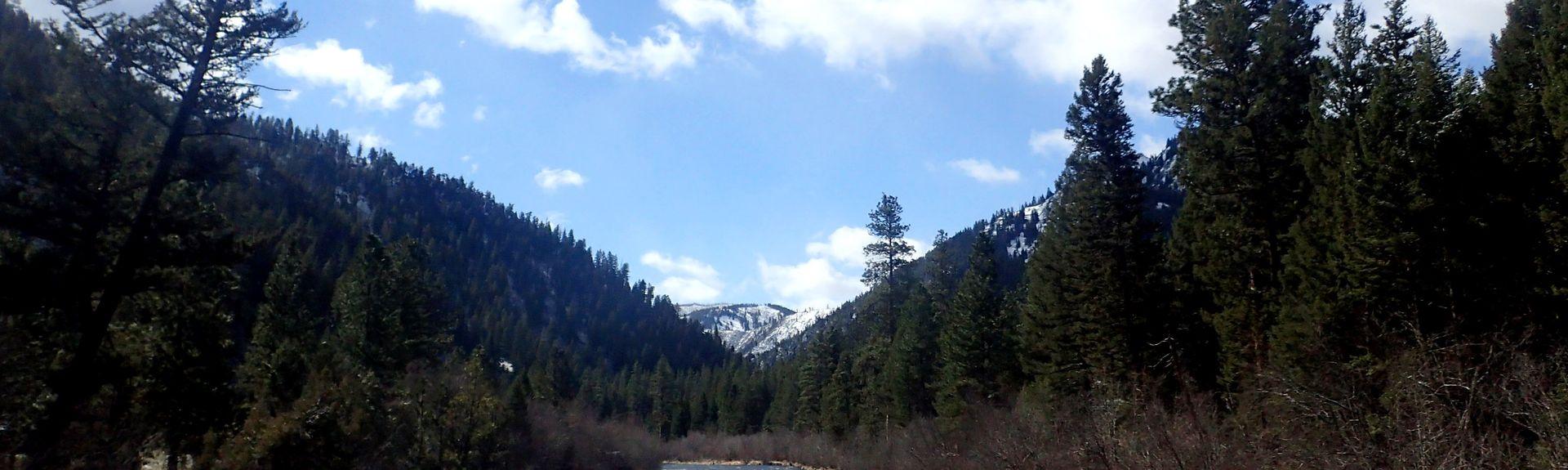 Bitterroot Valley, MT, USA