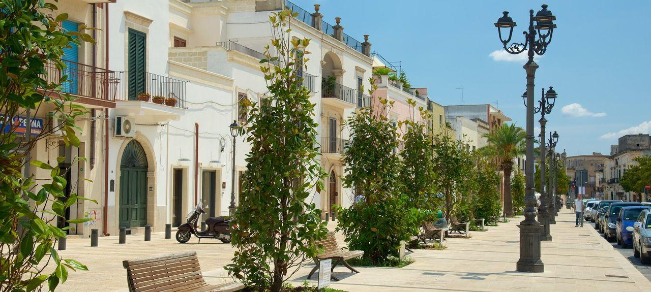Punta Prosciutto, Lecce, Puglia, Italy