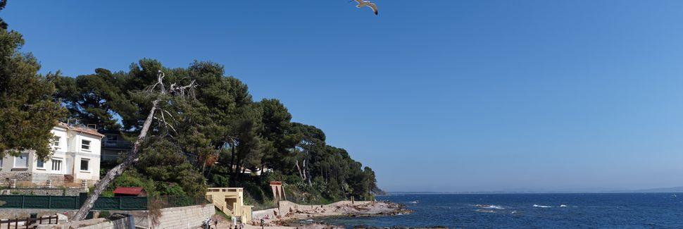 Carqueiranne, Provence-Alpes-Côte d'Azur, Ranska