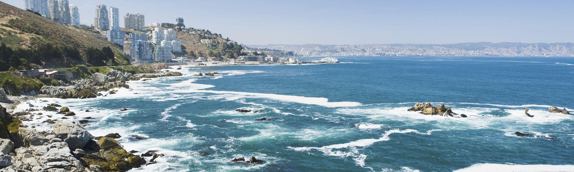 Viña del Mar, Valparaíso, Chili