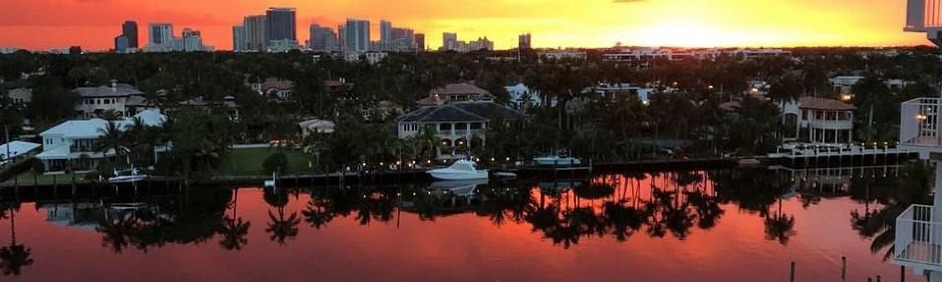 Seven Isles, Fort Lauderdale, FL, USA
