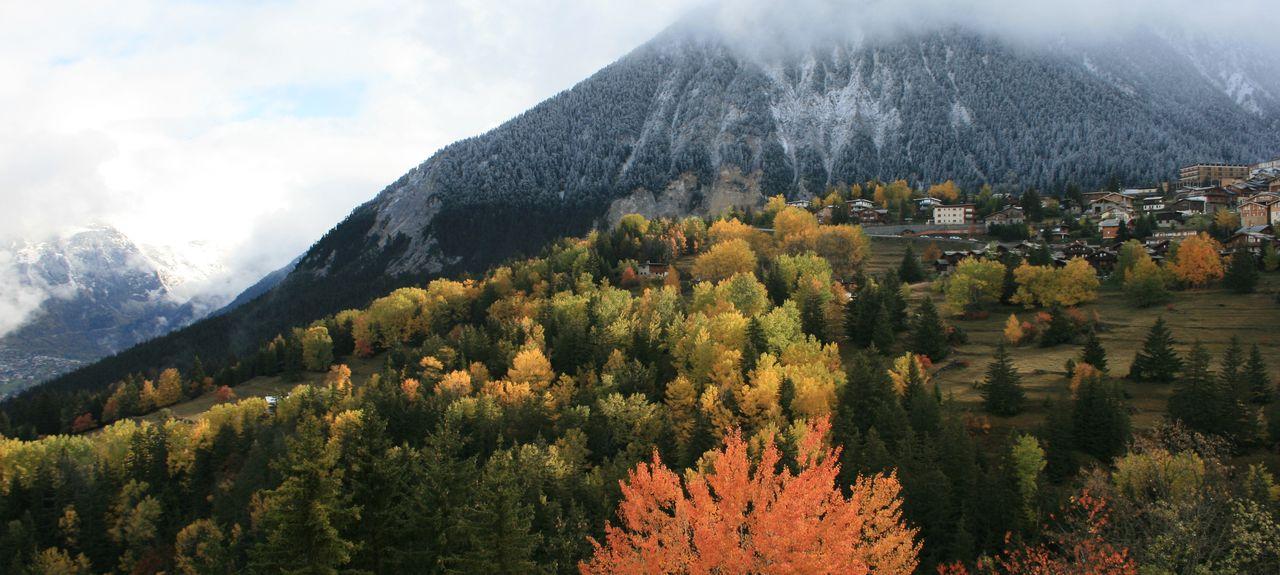 Saint-Bon-Tarentaise, Courchevel, Savoie, France