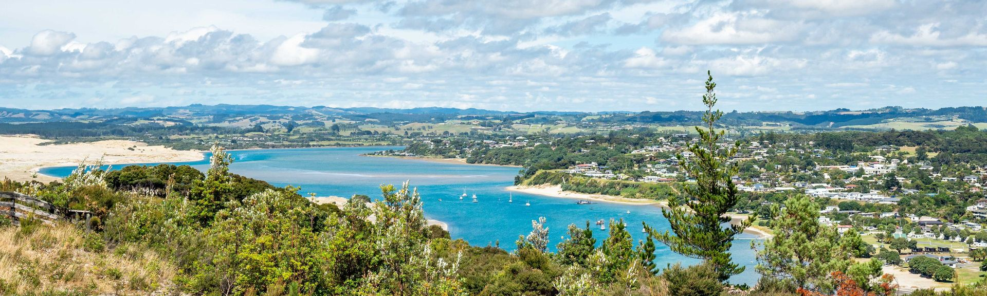 Lang's Beach, Warkworth, North Island, New Zealand