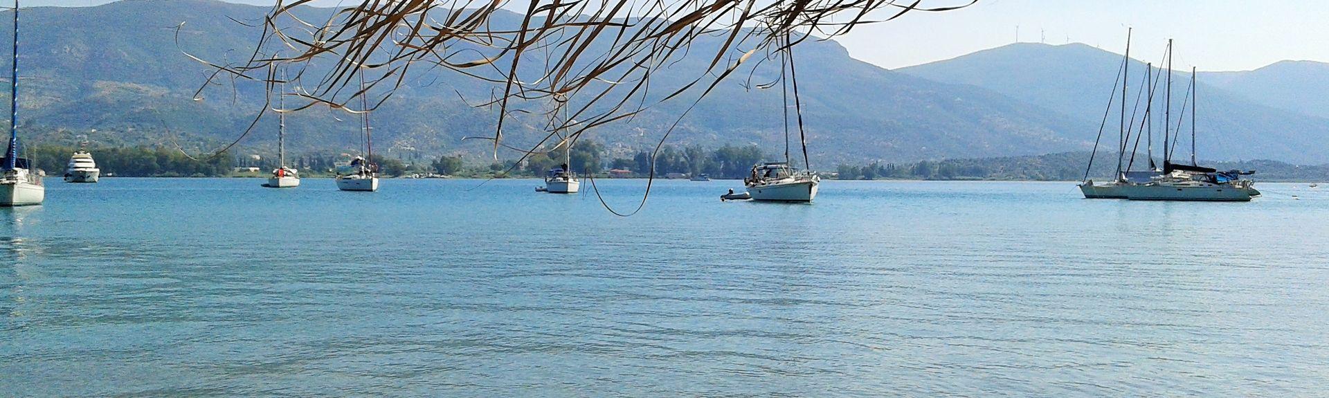 Methana, Greece