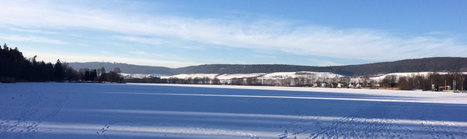 Kranichfeld, Thüringen, Deutschland