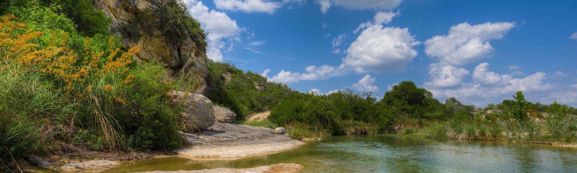 Uvalde County, TX, USA