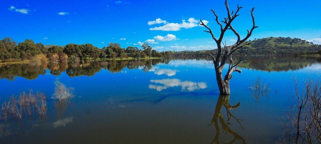 Eildon, Victoria, Australien