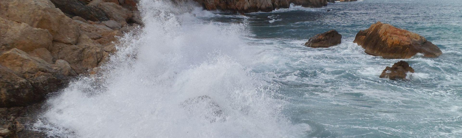 Cadaques Beach, Cadaques, Spain