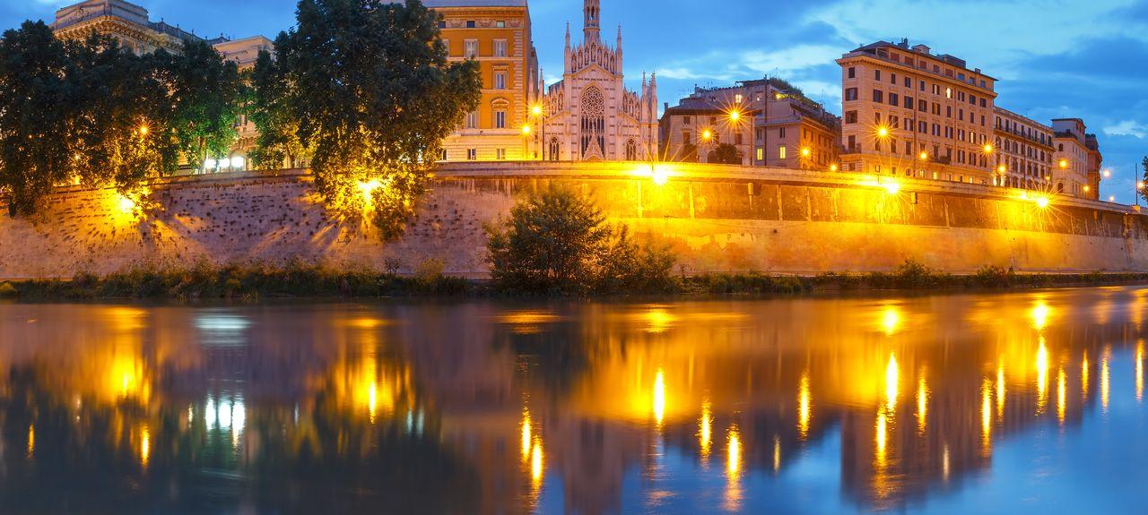 Prati, Rome, Latium, Italie