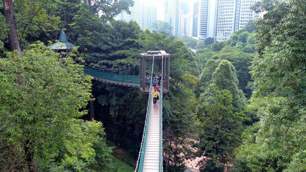 Bukit Bintang, Kuala Lumpur, Malaisie