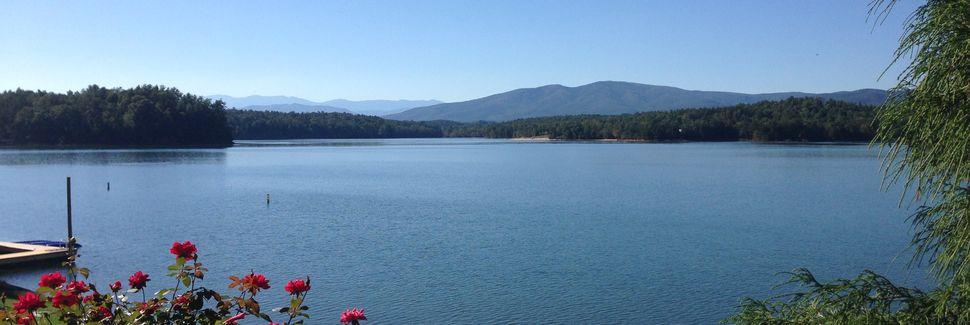Camp Lake James, Nebo, Caroline du Nord, États-Unis d'Amérique