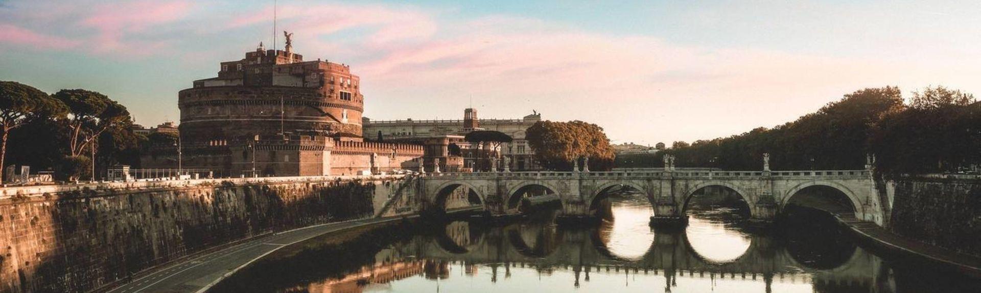 Foro Itálico, Roma, Lacio, Italia