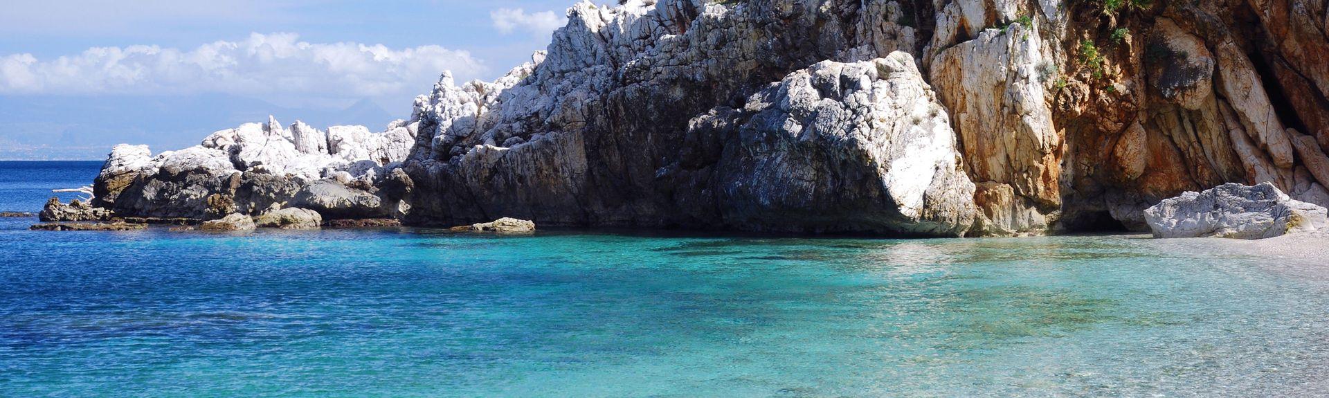 Castellammare del Golfo, Sicile, Italie