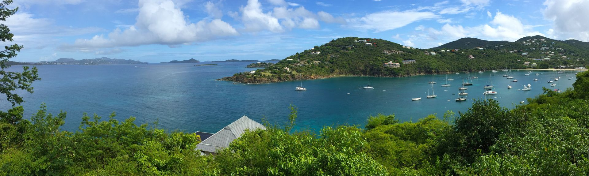 Great Cruz Bay, St. John, U.S. Virgin Islands