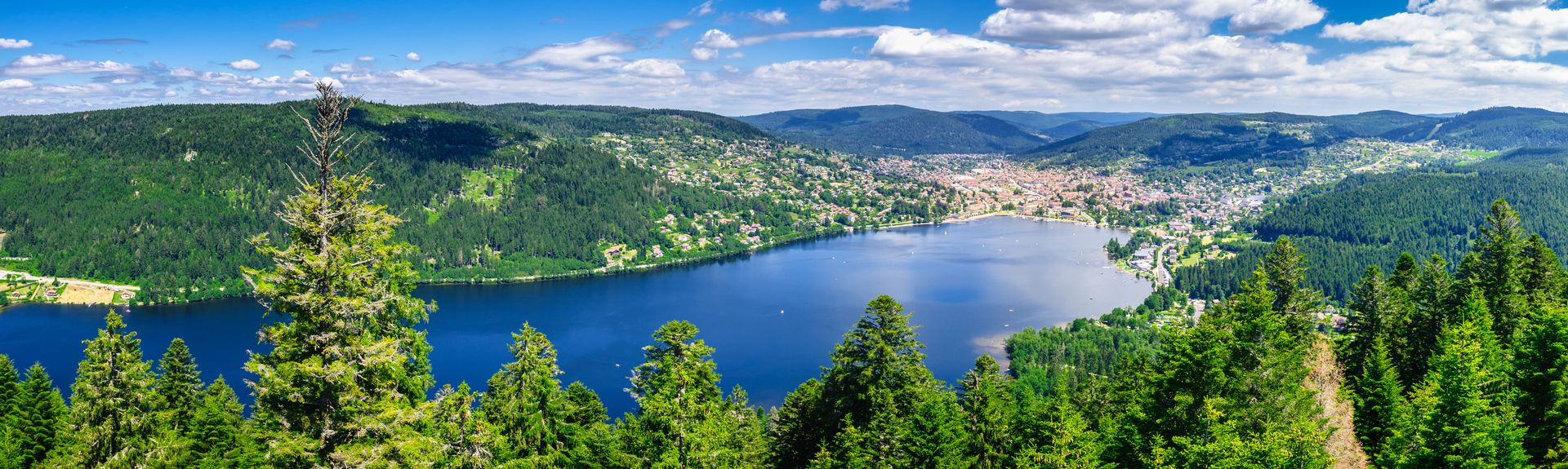 Gerardmer, Vosges (department), France